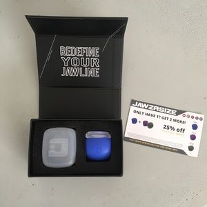 Jawzrsize Facial Toner and Jaw Exerciser NWT